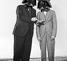 Stan Vader and Oliver Fener by bisha