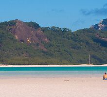Whitehaven Beach by Matt Martin