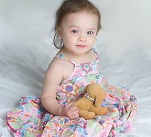 Rosalie in Classic Girly Dress by MamaNikon