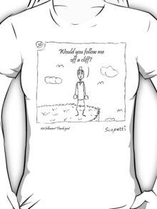 100 followers! Thank you! T-Shirt