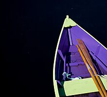 Boat in Lunenburg - Nova Scotia by Luca Renoldi