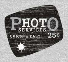 pHOTo Services - Quick 'n' Easy by designgroupies