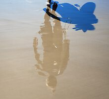 Three Surfers by Natsky