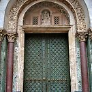 Stunning Venician Door by Ali Brown