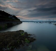Brixham Harbour Devon UK by MiImages