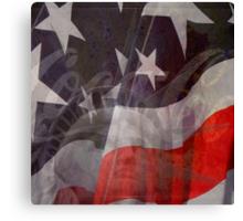 Quintessence of America Canvas Print