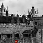 Tower of London by Steve Burke