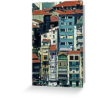 Bermeo Greeting Card