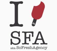 SoFresh Design - I LOVE SFA  by SoFreshDesign