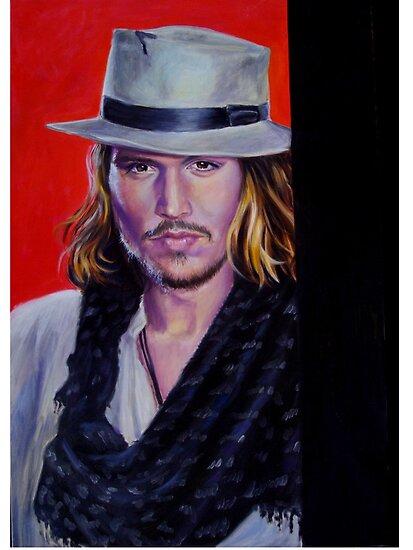 """ Jonny"" by Tamara Geddes"