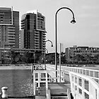 Port Melbourne 1 by Malcolm Garth