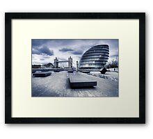 City Hall, London Framed Print