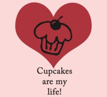 Cupcakes are my life! by connor95