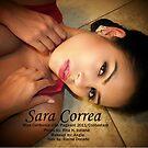 """ Miss California USA""  Contestant..Sara Correa by Rita  H. Ireland"