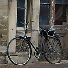 Old bike by pikey