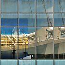 Singapore reflections by Adri  Padmos