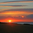 Norfolk Sunset by RedHillDigital