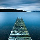 Follow Me.............. - d'Entrecasteaux Channel, Tasmania by Liam Byrne