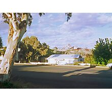 Pastel Landscape... Broken Hill Photographic Print