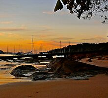 Serenity - Clareville Beach by kathrynsview