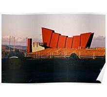 Miners Memorial ... Broken Hill Poster