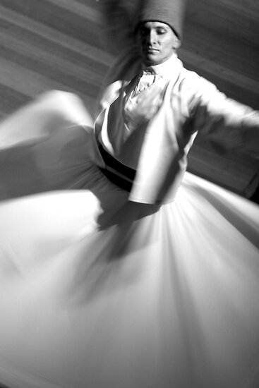 Whirling Dervishes by Daniela Rodriguez