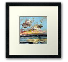 Sound of Mull Lighthouse Framed Print