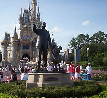 Walt Disney by pip85