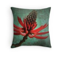 Looking Good In Red Throw Pillow