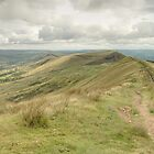 Mam Tor - The Peak District by Graham Ettridge