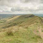 Mam Tor - The Peak District by Graham Ettridge