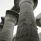 Luxor Column by BarkingGecko