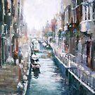 Venise ,apres la pluie by vasenoir
