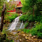 Historic Clifton Mill by Gregory Ballos | gregoryballosphoto.com