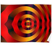 bullseye Poster