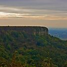 View of Roulston Scar by Trevor Kersley
