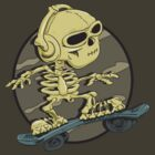 Boric Skateboarding by gregure