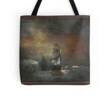 Sailing..... Tote Bag