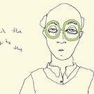 Pea Green Specs- is this the way to the park? by Jaelah