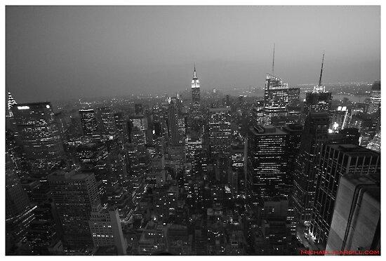 Night by Michael J. Cargill