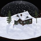 Snowglobe by Leoni Mullett