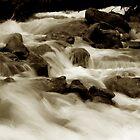 Water Falls of Kashmir by RajeevKashyap