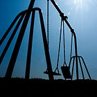 Swinging Silhouette by Malc Foy