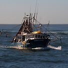 Tweed trawlers (cal image #13) by Odille Esmonde-Morgan