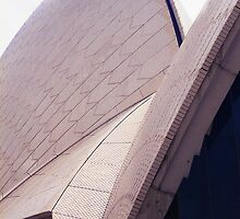 Opera House roof by Maggie Hegarty