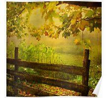 autumn overture Poster