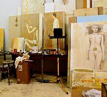 Artists Studio by JZdezigns
