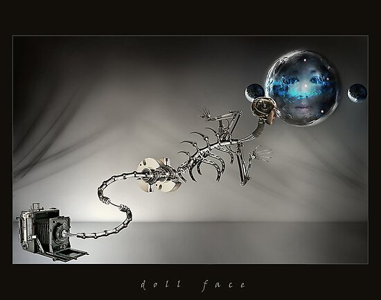 doll face by ArtX