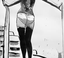 stairs by Loui  Jover