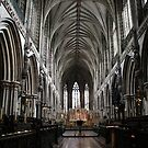Early English - Lichfield Cathedral by John Dalkin